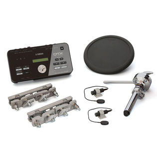 yamaha dtx electronic hybrid drum package