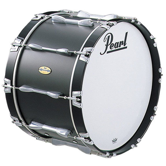 pearl championship carbonply bass drum - 22x14 - closeout. Zoom 6cc459b97c68