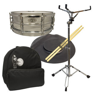 liberty one educational snare drum pack