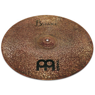 "meinl 22"" byzance big apple dark ride"