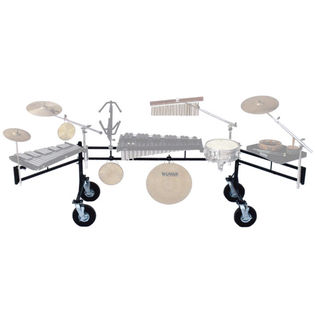 pyle percussion all terrain field rack