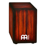 meinl headliner tiger striped rojo cajon