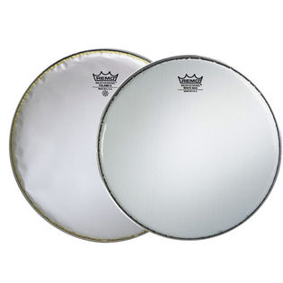 "remo 14"" marching snare drum head pack"
