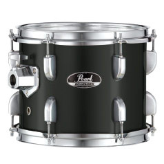 jet black pearl roadshow 5 piece rock drum set