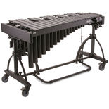 majestic 3 octave vibraphone with motor - v7530bcf