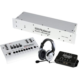 roland glc-1 music lab conference system package