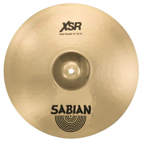 sabian 14 xsr fast crash crash cymbals steve weiss music. Black Bedroom Furniture Sets. Home Design Ideas