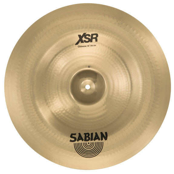 how to play a china cymbal