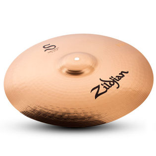 "zildjian 17"" s series thin crash cymbal"