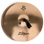 "zildjian 18"" s series band cymbal pair"