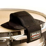 the drum wallet - snare drum muffling system