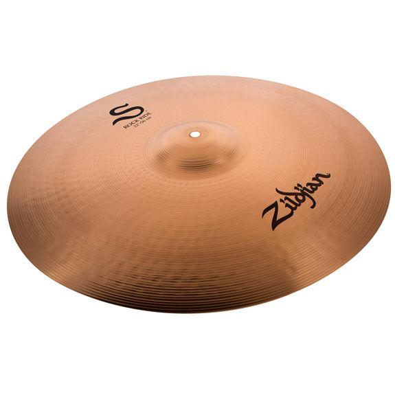 zildjian 22 s series rock ride cymbal ride cymbals cymbals gongs steve weiss music. Black Bedroom Furniture Sets. Home Design Ideas