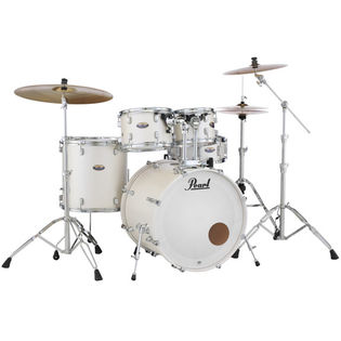 "pearl decade maple 5 piece shell pack - 22"" bass drum"