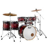 "Pearl Decade Maple 7 Piece Shell Pack - 22"" Bass Drum Alternate Picture"