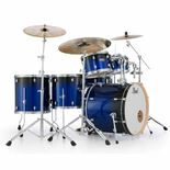 "pearl decade maple 7 piece shell pack - 22"" bass drum"