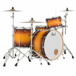 "pearl decade maple 3-piece shell pack - 24"" bass drum"