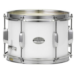 pearl junior marching snare drum with carrier