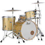 "Pearl MCT Masters Maple Complete 3-Piece Shell Pack with 22"" Bass Drum Alternate Picture"