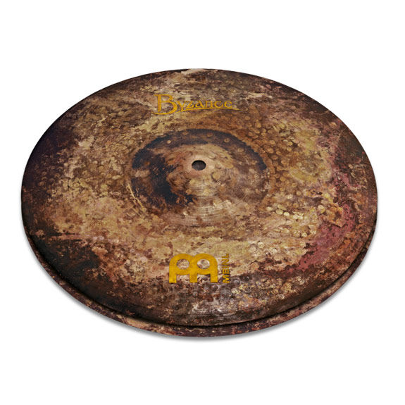 meinl 14 byzance vintage pure hi hat cymbals hi hat cymbals cymbals gongs steve weiss music. Black Bedroom Furniture Sets. Home Design Ideas