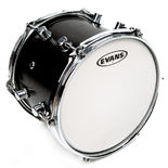 "evans 6"" j1 etched batter drum head"