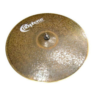 "bosphorus 21"" turk series thin ride cymbal (used demo)"