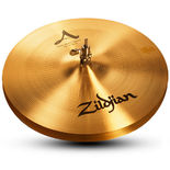 "zildjian 14"" a new beat hi-hat cymbals (used demo)"