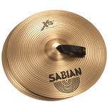 "sabian 14"" xs20 concert band cymbal pair - brilliant"