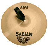 "sabian 17"" hh orchestral suspended cymbal - brilliant"