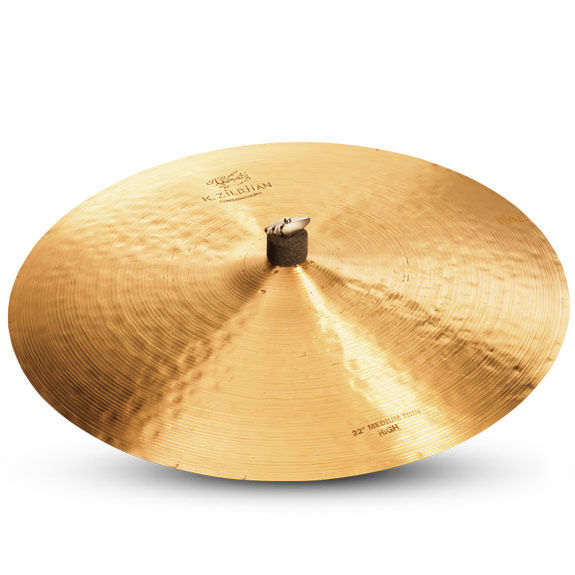 zildjian 20 k constantinople medium thin ride cymbal high ride cymbals cymbals gongs. Black Bedroom Furniture Sets. Home Design Ideas