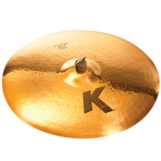 "zildjian 20"" k custom ride cymbal"