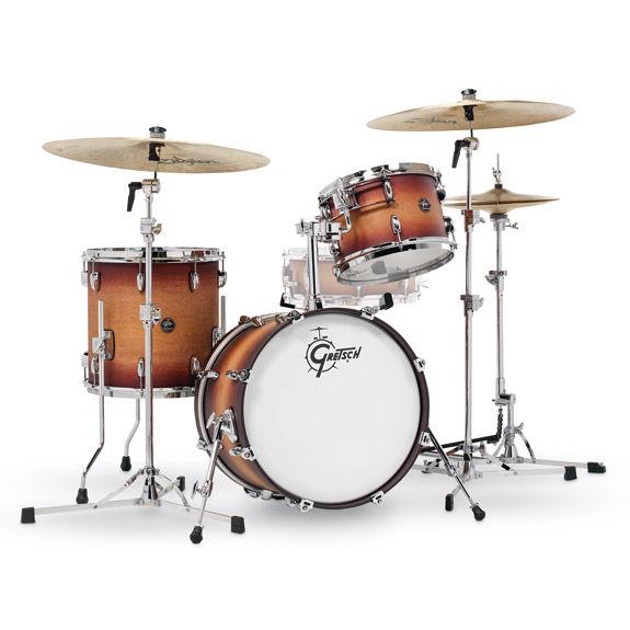 gretsch renown 3 piece maple shell pack 18 bass drum drum sets drum set steve weiss music. Black Bedroom Furniture Sets. Home Design Ideas