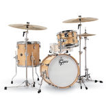 "Gretsch Renown 3 Piece Maple Shell Pack - 18"" Bass Drum Alternate Picture"