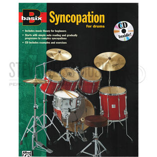 Syncopation for Drums Basix