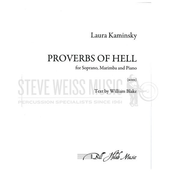 blake proverbs of hell