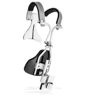 mapex monoposto snare carrier with contour hinge and abs includes rm-ms attachment