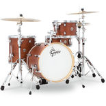 "Gretsch Catalina Club Jazz 3-Piece Shell Pack - 18"" Bass Drum Alternate Picture"