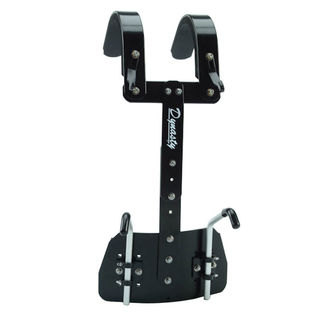 dynasty t-bar marching bass drum carrier