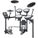 roland td-11kv-s v-drums compact series electronic drum kit - mesh heads