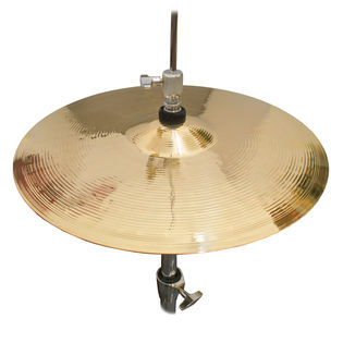 "weiss 14"" traditional cast hi-hat cymbals (used demo)"
