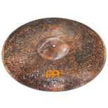 "meinl 22"" byzance extra dry thin ride cymbal"