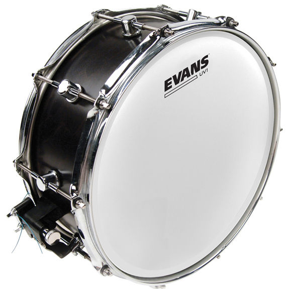 Kevlar Drum Head Snare : evans 14 uv1 snare drum head snare drum heads tom heads steve weiss music ~ Russianpoet.info Haus und Dekorationen