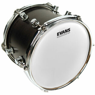 evans 14 uv1 snare drum head snare drum heads tom heads steve weiss music. Black Bedroom Furniture Sets. Home Design Ideas