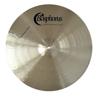 "bosphorus 16"" traditional series thin crash cymbal (used demo)"