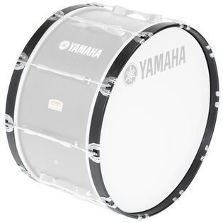 "30"" yamaha 8200 series marching bass drum hoop"