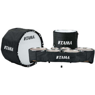 tama marching tenor covers