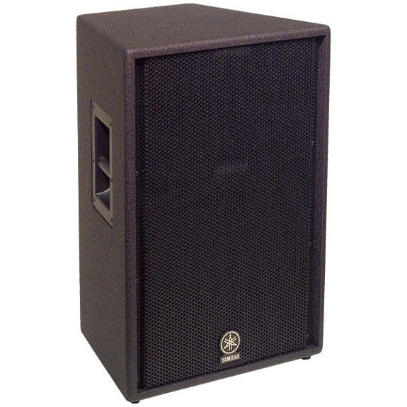 Yamaha c115v 15 2 way club concert series speaker for Yamaha 15 speakers