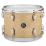 "gloss natural - gretsch renown 4 piece maple shell pack - 22"" bass drum"