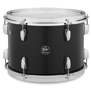 "piano black - gretsch renown 4 piece maple shell pack - 22"" bass drum"