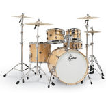 "Gretsch Renown 4 Piece Maple Shell Pack - 22"" Bass Drum Alternate Picture"
