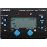 Boss TU30 Automatic Chromatic Tuner & Metronome Alternate Picture